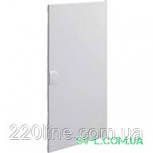 Двері білі VZ123N для 3-рядного щита Volta Hager