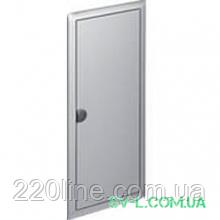 Двери с рамкой нержавеющая сталь VZ264N для 4-рядного щита Hager Volta