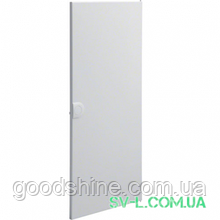 Двері білі VZ124N для 4-рядного щита Volta Hager