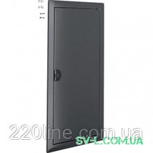 Двери с рамкой антрацит VZ333N для 3-рядного щита Hager Volta