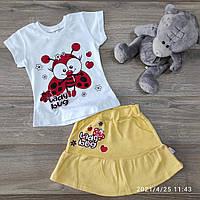 Дитячий костюм для дівчинки Lady Bug розмір 1-3 роки, колір уточнюйте при замовленні, фото 1