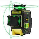 Лазерний 3D-рівень Firecore F94T-XG➤ ГАРАНТІЯ 1рік ➤ магнітний кронштейн з мікроліфтом⇧ ⇧, фото 5