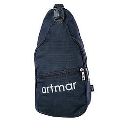 Текстильний монорюкзак від ArtMar / AM-V004-19 / 17*7*33
