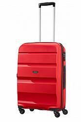 Валіза від AMERICAN TOURISTER BON AIR , Червоний/Magma Red ,40x55x20см , 31.5л , 85A-20001