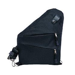 Монорюкзак, моно сумка, бананка, чоловіча сумка, текстильна AM-V004-6