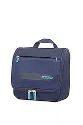 Косметичка HEROLITE American Tourister / 27x24.5x9 см   7 л   0.3 кг / колір синій