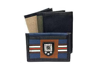 Дитячий гаманець потрійного складання, на липучці / 8 * 12 * 0.5