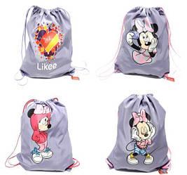 Сумка для змінного взуття дитяча, Mickey Mouse /  43*33.5 / AM V002-4