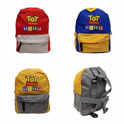 Рюкзак дитячий для хлопчиків і дівчаток - TOT / рюкзак для самых маленьких 25*19,5*9,5 / 7137