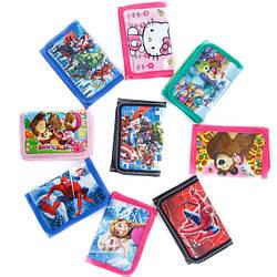 Дитячий Гаманець, на липучці / дитячий гаманець для дівчаток, для хлопчиків / 8*12*0.5 / B-51