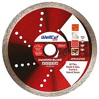 Алмазный круг WellCut Profi Сегмент 230x10x22.23 мм