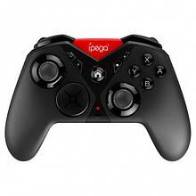 Беспроводный игровой геймпад (джойстик) Ipega PG-SW001C Bluetooth Controller (для Android, IOS, PC, TV) Black