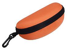 Футляр для очков Case Solid KJH00162 Оранжевый taukrp3000162, КОД: 988221