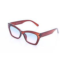 Женские солнцезащитные очки LuckyLook 14-71-13CO C14 Фэшн-геометрия 2933533086471, КОД: 1628137