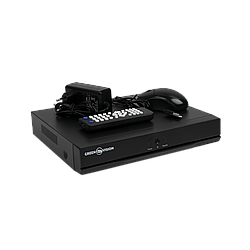 AHD видеорегистратор 4-канальный GreenVision GV-A-S032/04 1080N