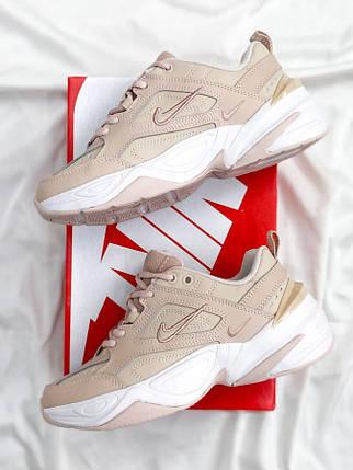 Женские кроссовки Nike M2K Tekno Pink, фото 2
