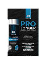 Пролонгирующий спрей System JO Prolonger Spray with Benzocaine (60 мл) не содержит минеральных масел