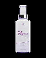 Крем-спрей 10-в-1 з феромонами Intt Pheros Fantasy 100 мл для волосся і тіла з маслом аргана і кокоса