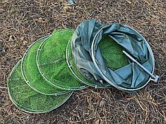Садок   покрытый латексом 2.5 м d= 45 см
