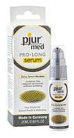 Пролонгує гель pjur MED Prolong Serum 20мл, створює невидиму плівку знижує чутливість