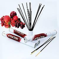 Ароматичні палички з феромонами і ароматом червоних фруктів MAI Red Fruits (20 шт) для дому і офісу