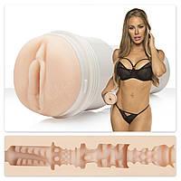Мастурбатор Fleshlight Girls: Nicole Aniston - Fit, зі зліпка вагіни, дуже ніжний
