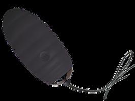 Віброяйце Adrien Lastic Ocean Breeze Black з пультом ДУ, 10 режимів роботи