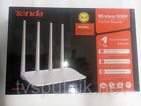 Роутер Wi-Fi Tenda F6