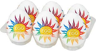 Набір Tenga Egg Shiny Pride Edition (6 яєць)