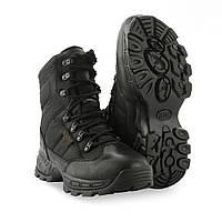 M-Tac ботинки тактические зимние Thinsulate Black