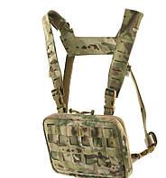 M-Tac нагрудная сумка Chest Rig Elite Multicam