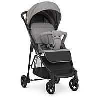 Коляска дитяча M 4249-2 Gray прогулянкова, сіра