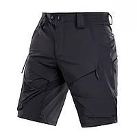 M-Tac шорты лёгкие Rubicon Flex Black черные