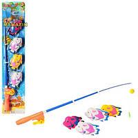 Рыбалка - удочка с магнитом
