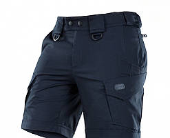 M-Tac шорты Aggressor Lite Dark Navy Blue