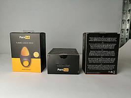 Ерекційне виброкольцо Pornhub Turbo Cock Ring (незначні дефекти упаковки)