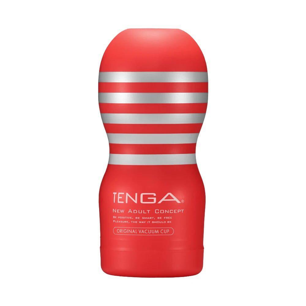 Мастурбатор Tenga Deep Throat (Original Vacuum) Cup (глубокая глотка) с вакуумной стимуляцией NEW