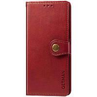 Кожаный чехол книжка GETMAN Gallant (PU) для Samsung Galaxy A32 5G
