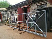 Ворота откатные 3000х1600 - каркас (без зашивки), фото 3