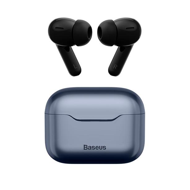 Наушники Baseus S1 Pro gray. Wireless charging