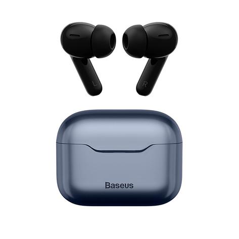 Наушники Baseus S1 Pro gray. Wireless charging, фото 2