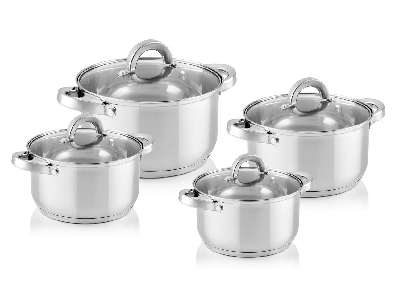 Набор посуды Florina Claude 8 Элементов (5K4517)