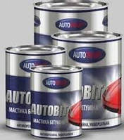 Мастика битумная AUTOBIT Автотрейд 2,4кг