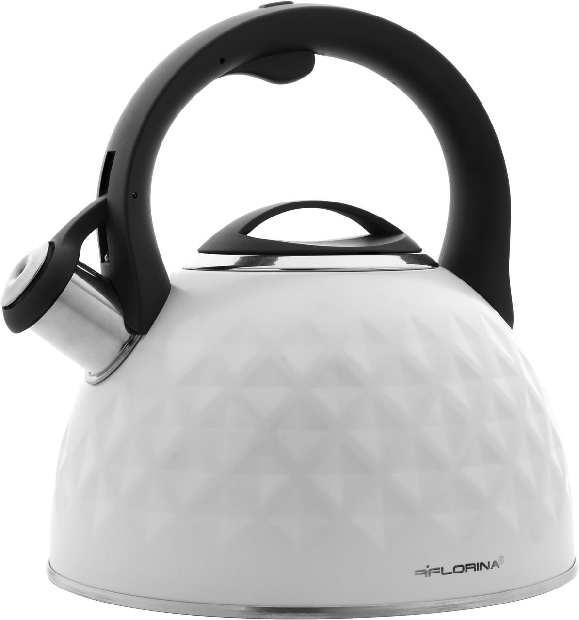 Чайник Florina Diamante 2.5 л Белый (5W2900)