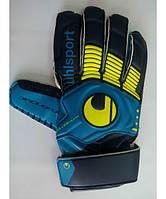 Вратарские перчатки Uhlsport Ergonomic Starter Soft 100049501