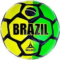Мяч футбольный Select FB WC 2018 BRAZIL -  Размер 4