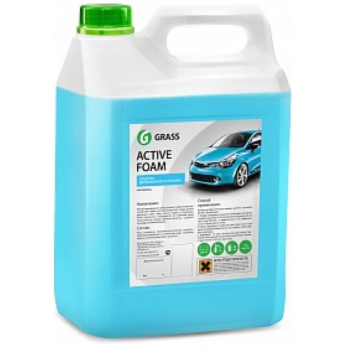 Активная пена GRASS Active Foam (20-30г/л) 5,5кг 113161
