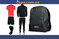 Набор тренировочный Joma Combi (6 предметов) (коралловый)