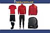 Набір тренувальний Joma Combi (7 предметів) (червоний)