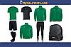 Набір тренувальний Joma Combi (9 предметів) (темно-зелений)